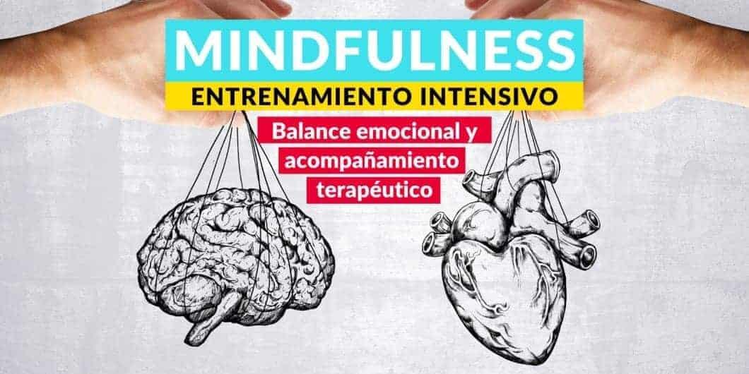 MINDFULNESS ENTRENAMIENTO INTENSIVO