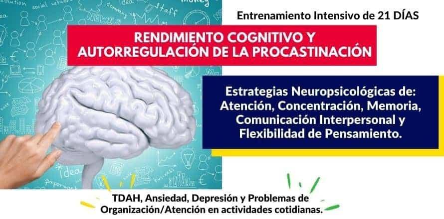 Estrategias Neuropsicológicas de Atención, Concentración, Memoria, Comunicación Interpersonal y Flexibilidad de Pensamiento